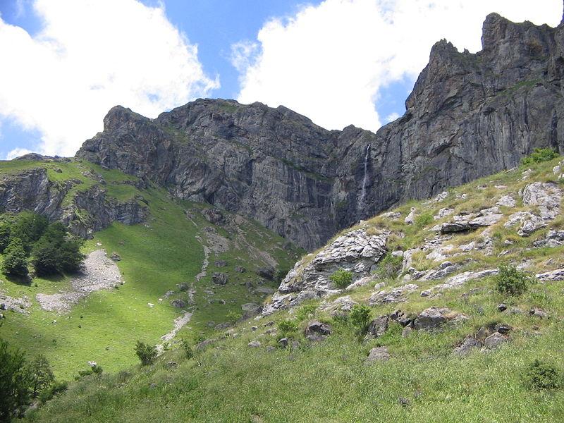 バルカン山脈